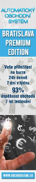 Automatický obchodní systém Bratislava Premium Edition